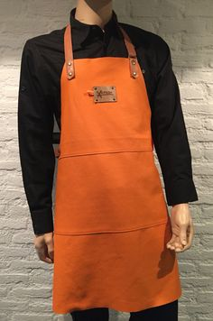 Leather apron by www.xapron.nl
