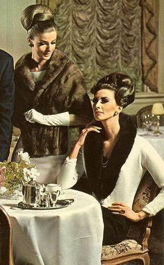 Glamour Girls. <3 1960
