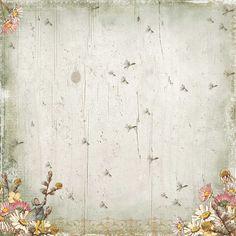 Flower Fairies of Spring Seedlings Baby Scrapbook, Scrapbook Albums, Scrapbook Paper, Decoupage Paper, Flower Fairies, Paper Background, Paper Design, Overlays, Iphone Wallpaper