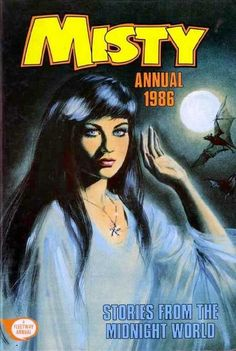 Misty Annual #8 1986
