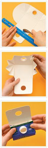 Upcycle Us, juice carton wallet saw a little girls at school with one of these!! Pretty cute!!