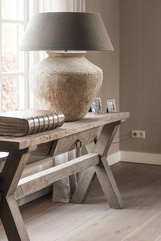 Gert en Jeanet van den Berg Living Room Inspo, Decor, Furniture Design, Small House Decorating, Interior, Interior Design Mood Board, Cool Furniture, Earthy Home, Home Deco