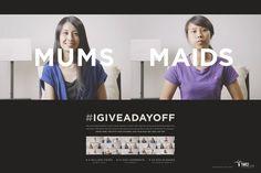 Mums and Maids