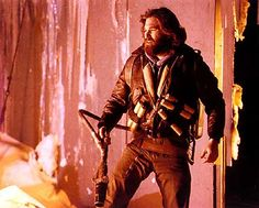 John Carpenter's The Thing. Kurt Russell makes the list again in a great horror flick.