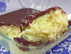 Bombom de Coco na Travessa Chocolate, My Recipes, Red Velvet, Mashed Potatoes, Pie, Pudding, Ethnic Recipes, Desserts, Food