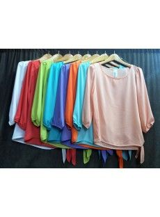 Apostolic Pentecostal Clothing 3/4 Length Tops - Apostolic Clothing Co.
