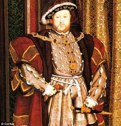 Henry 8  Holbein