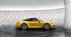 #Porsche911Carrera4S Cabriolet