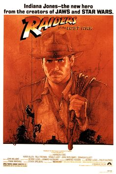 Raiders of the Lost Ark is a 1981 American adventure film directed by Steven Spielberg.