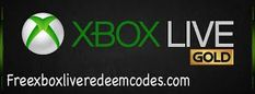 Your unique Free Xbox Live Code has been generated! For more information http://freexboxliveredeemcodes.com/
