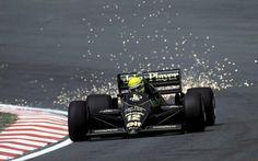 Ayrton Senna - Lotus 97T - 1985