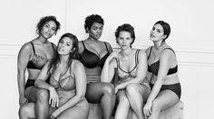 'Nobody is perfect': #ImNoAngel ads aim to redefine sexy for all sizes