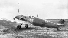 Captured German BF 109 G-2