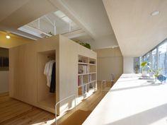 House in Megurohoncho / TORAFU ARCHITECTS