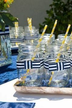We are wild about nautical tea parties. Navy blue and white is a classic combo for a nautical tea party. You can adapt a tea party bridal shower to any theme. Keep reading and learn how to host a nautical tea party bridal shower tea party. Hadley Court Interior Design Blog by Central Texas Interior Designer, Leslie Hendrix Wood.