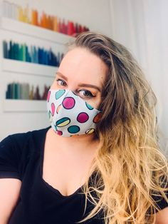 Organic Cotton Face Mask  Washable Mask  Pollution Mask Travel Mask  Cool Mask  Festival Mask  Eco Friendly Mask Cool Masks, Small Faces, Donate To Charity, Ear Loop, Organic Cotton, Eco Friendly, Cool Stuff, Travel, Knifes