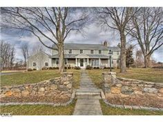 This home on Carriage Drive in Southport, CT, sold for $1,163,000 in 2012.