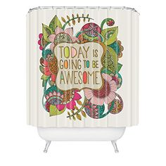 DENY Designs 71 by 94-Inch Valentina Ramos Today is Going to Be Awesome Shower Curtain, Extra Long DENY Designs http://www.amazon.com/dp/B00SMSF3U4/ref=cm_sw_r_pi_dp_zJ2xwb1PHVQ29