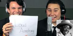 """If only there really was a full cover of """"Fancy"""" in Louis Armstrong's voice… 
