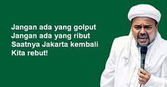 Jangan Ada yang Golput, Jangan Ada yang Ribut, Saatnya Jakarta Kembali Kita Rebut!