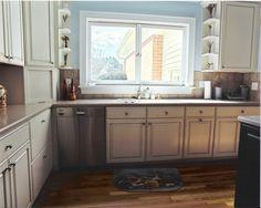 Bainbridge Crew Located in Charlotte, NC Kitchen Remodel | Kitchens ...