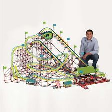 Check This Out! K'Nex Son Of Serpent Roller Coaster Building Set (16 Years) #OnSale #Discount #Shopping #AddMe #FollowMe #BestPins