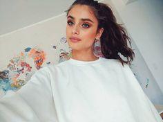 Les beauty looks de la semaine sur Instagram : la queue de cheval ponytail de Taylor Hill