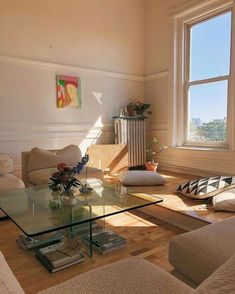 Dream Home Design, Home Interior Design, House Design, Appartement Design, Living Spaces, Living Room, Aesthetic Room Decor, House Rooms, Room Inspiration