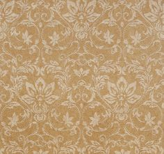 Enriched with sensuous textures and refined colors, the floral pattern in Kalynn is regal and inviting.The soft, raised print is highlighted by pearlized flourishes that create depth and movement. Featured here in #pearl on #beige from the Neutral Resource collection. #Thibaut