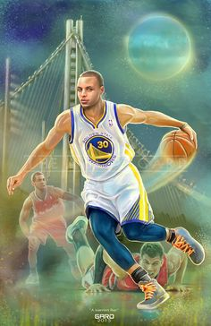 Hey, I found this really awesome Etsy listing at https://www.etsy.com/listing/182609566/stephen-curry-a-warriors-run