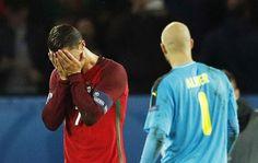 UEFA Euro 2016: Ronaldo Gagal Eksekusi Penalti, Portugal Kembali Raih Hasil Imbang -  http://www.football5star.com/berita/uefa-euro-2016-ronaldo-gagal-eksekusi-penalti-portugal-kembali-raih-hasil-imbang/74308/