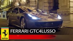 Ferrari GTC4Lusso - official video/video ufficiale