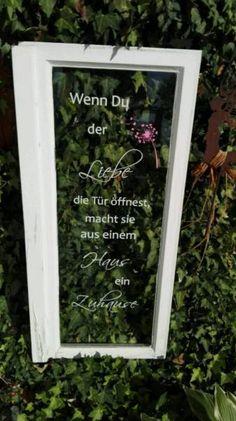 Old Window Decor, Garden Inspiration, Diy And Crafts, Home And Garden, Handmade, Blog, Patio, Pink Garden, Shabby Chic Decorating