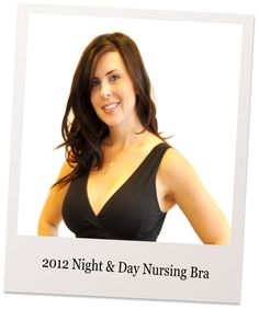 Amamante Night and Day Bra - this is a really soft and comfy sleep nursing bra