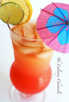 My, Oh-My….MAI TAI Time! « The Culinary Chronicles