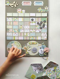 """Calendario Educativo con la colección """"Hiboux"""" - BASICCREA BLOG"""