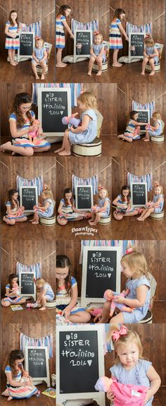 Big Sister Training | Pregnancy Announcement | Gender Reveal | Fort Worth photographer #dawnlopezphotography