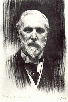 john singer sargent drawings leads to a great Tumbler art page.