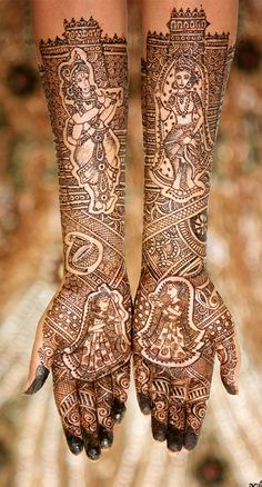 Stunning Bridal Mehndi Designs For Full Hands : So when you're looking for those perfect bridal mehndi designs for full hands, these tips will help you get the best and make you look simply spectacular. #mehndi #bridal #wedding