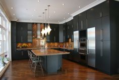 Quatersawn oak, kitchen by Adagio cabinets 847-480-6300