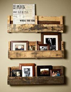 Inspire Me – Wooden Pallets