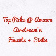 Airstream'n ~ Faucet