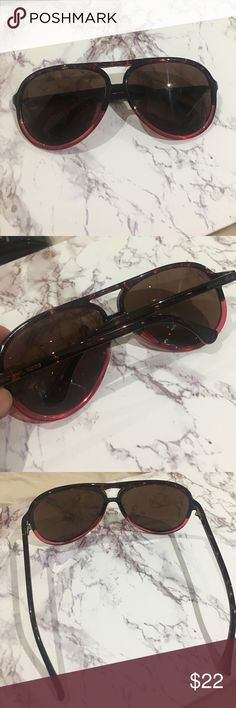 Michael Kors Sunglasses Some scratches on lens but nothing major. No case. Michael Kors Accessories Sunglasses