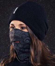 Look what I found on #zulily! Gray Bandanna Large Ski Mask #zulilyfinds