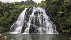 An image of the waterfall from the short story 'In Plain Sight' Short Stories, Waterfall, Outdoor, Image, Outdoors, Waterfalls, Outdoor Games, The Great Outdoors