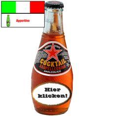 In einem leuchtenden Orange präsentiert sich dieser durstlöschende und erfrischende Cocktail ohne Alkohol. Hier klicken: http://blogde.rohinie.com/2013/02/saft/ #Italien #Saft #Sirup #Limonade #Getraenke