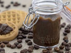 CONFETTURA AL CAFFE' IN MICROONDE #confettura #caffè #microonde #ricettafacile #ricettaveloce