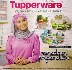 Katalog Promo Tupperware Juni 2015
