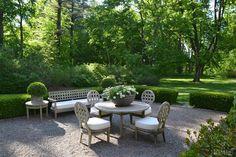 love the patio furniture