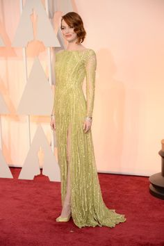 Oscars 2015: The Best Dressed Celebrities on the Red Carpet – Vogue